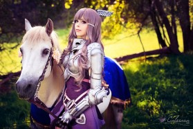 Cosplay Wednesday – Fire Emblem Awakening's Sumia