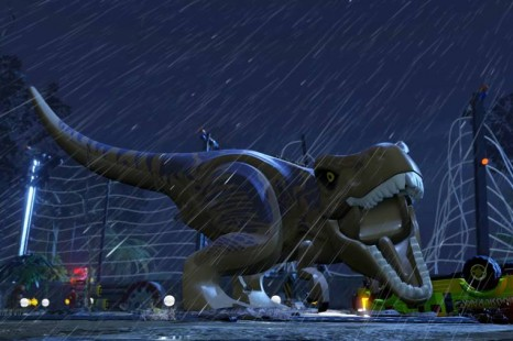 LEGO Jurassic World Guide: T. Rex Enclosure Guide