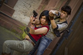 Cosplay Wednesday – Uncharted's Chloe Frazer