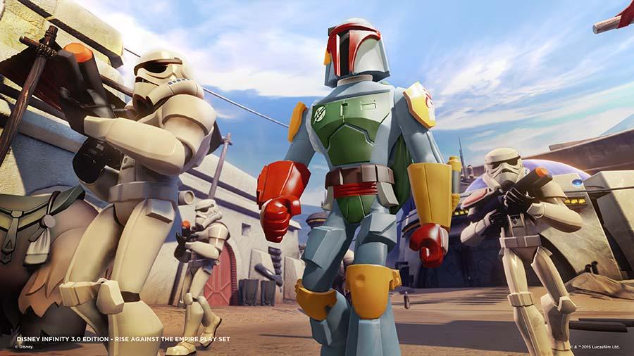 Disney Infinity 3.0 - Gamers Heroes