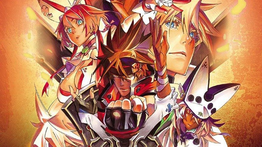 Guilty Gear Xrd - Gamers Heroes