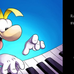 Rayman Gets Remixed With Original Musician's Project