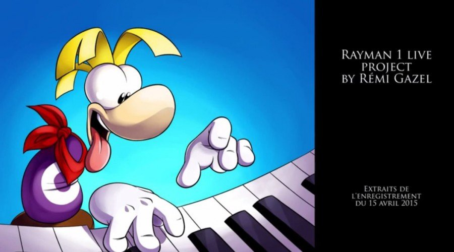 Rayman Live - Gamers Heroes
