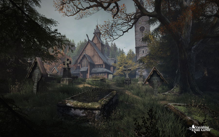 The Vanishing Of Ethan Carter Ps4 Review