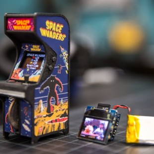 Arcades Get Tiny With TinyCircuits