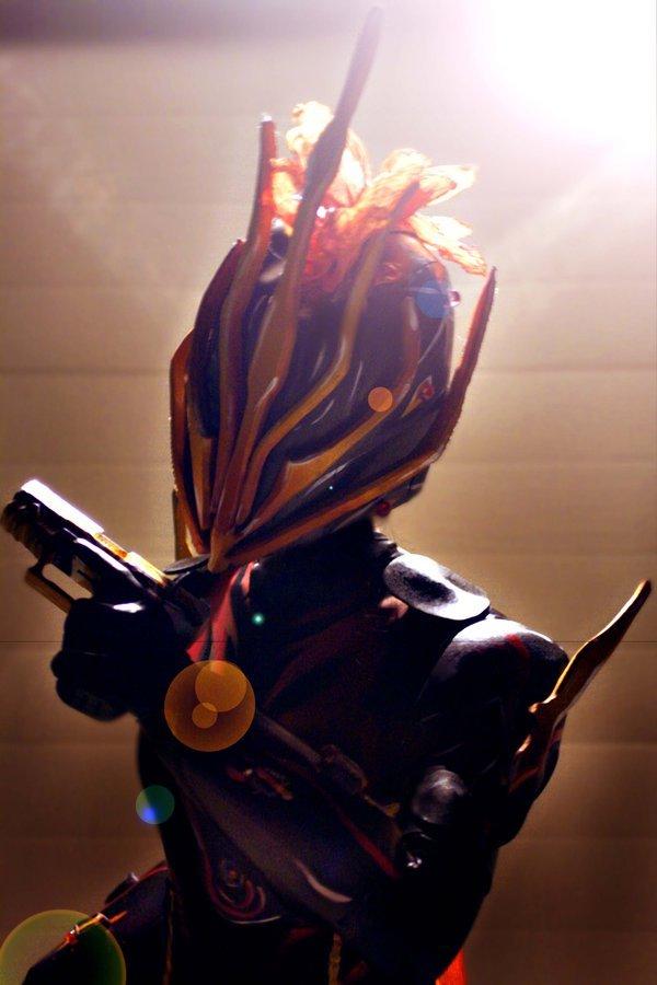 Warframe Ember Prime Cosplay - Gamers Heroes