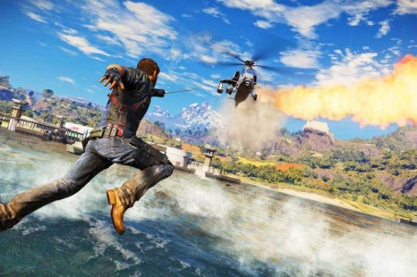 Choose Your Own Chaos With New Just Cause 3 Trailer