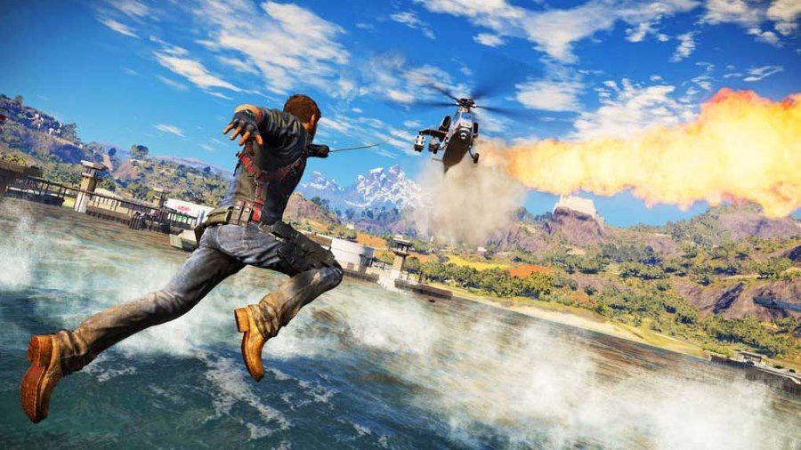 Just Cause 3 - Gamers Heroes