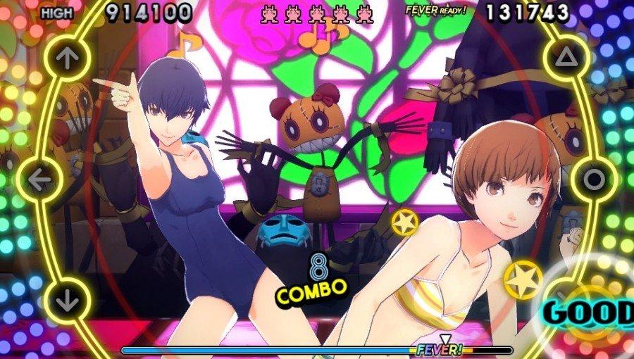 Persona 4: DAN - Gamers Heroes