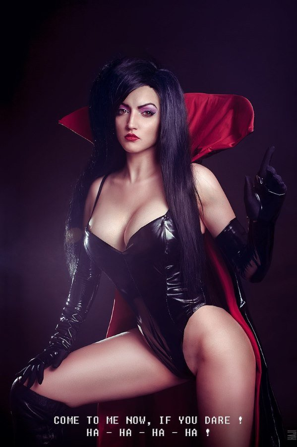 Dark Queen Cosplay - Gamers Heroes