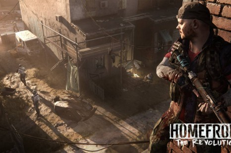 Guerrilla Warfare Takes Center Stage In New Homefront: The Revolution Trailer