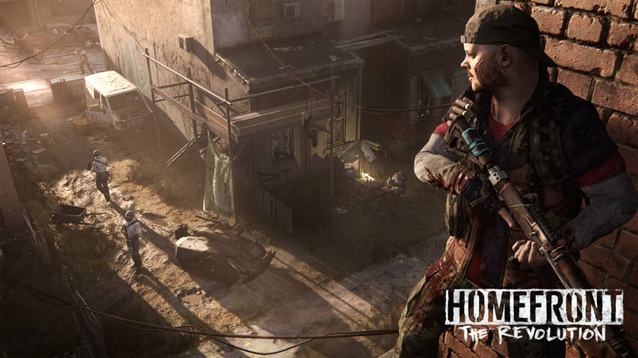 Homefront The Revolution News