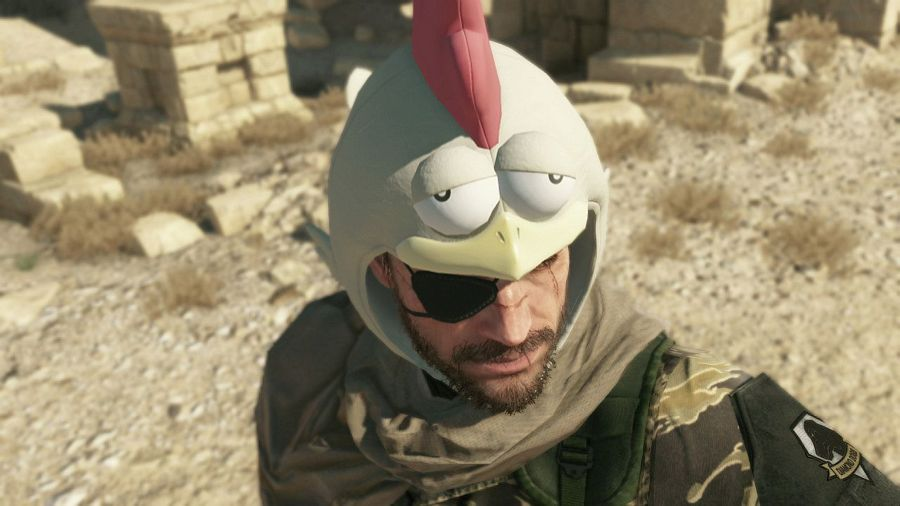 How To Get The Chicken Hat In Metal Gear Solid 5