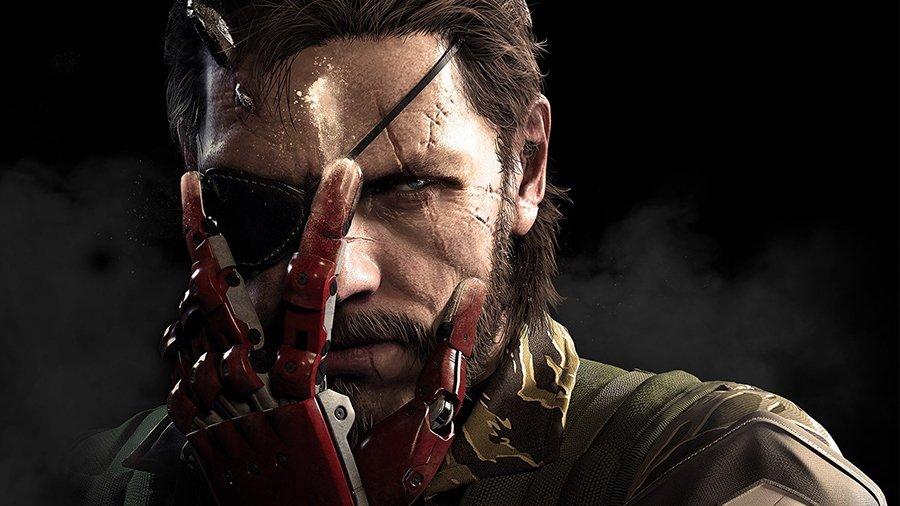 Metal Gear Solid V - Gamers Heroes