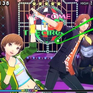 Kanji Tatsumi and Yosuke Hanamura Take the Stage in Persona 4: Dancing All Night