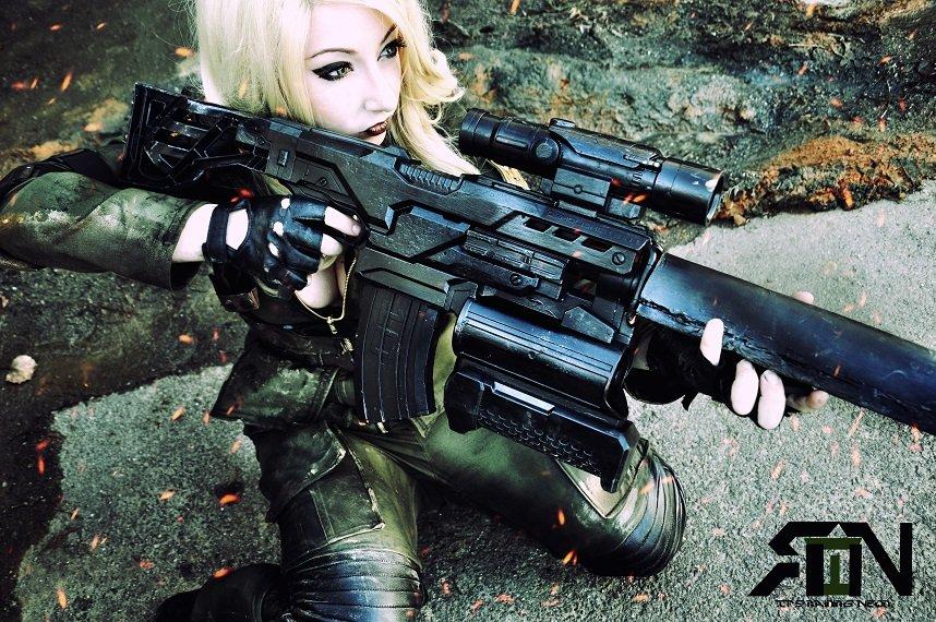 Sniper Wolf Cosplay - Gamers Heroes