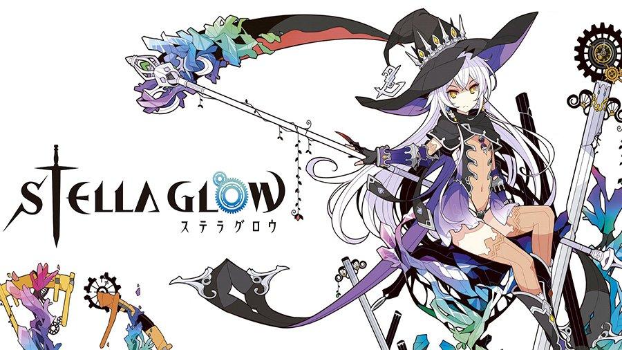 Stella Glow - Gamers Heroes