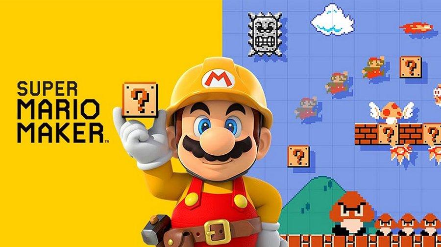 Super Mario Maker - Gamers Heroes