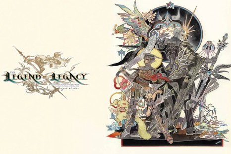 Introducing The Legend of Legacy's Liber and Garnet