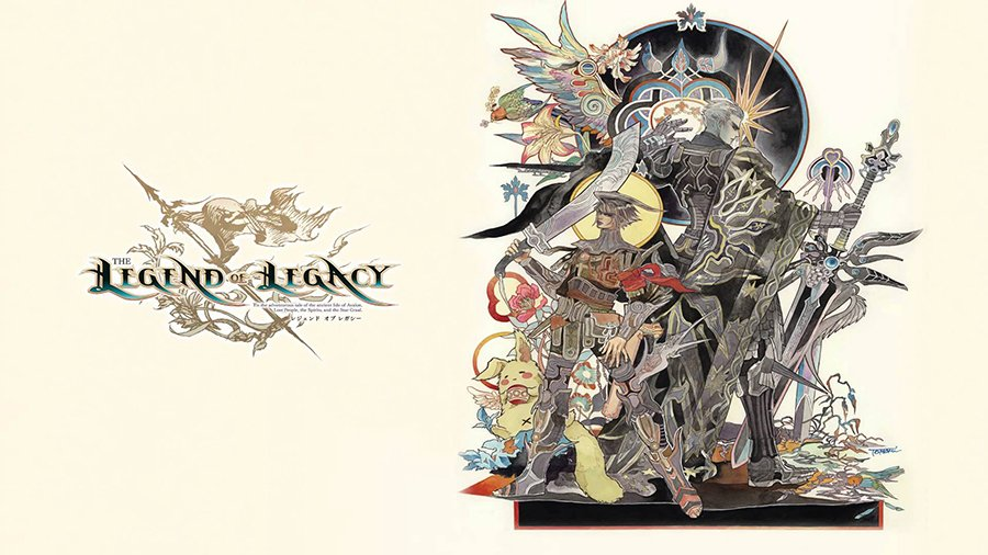 The Legend of Legacy - Gamers Heroes