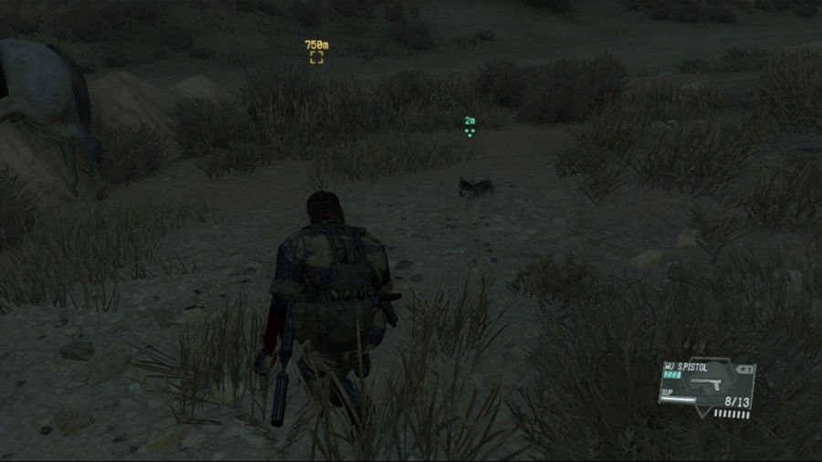 Metal Gear Solid 5 The Phantom Pain Guide: How To Get A Dog