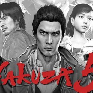 Yakuza 5 Developer Interview #2 Released