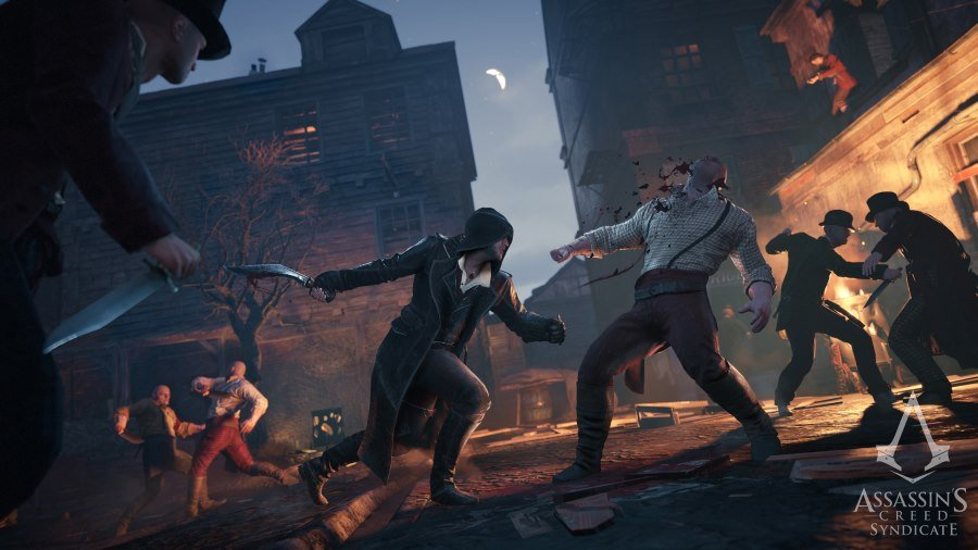 Assassin's Creed Syndicate - Gamers Heroes
