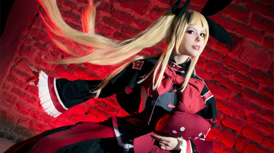 BlazBlue Rachel Alucard Cosplay - Gamers Heroes