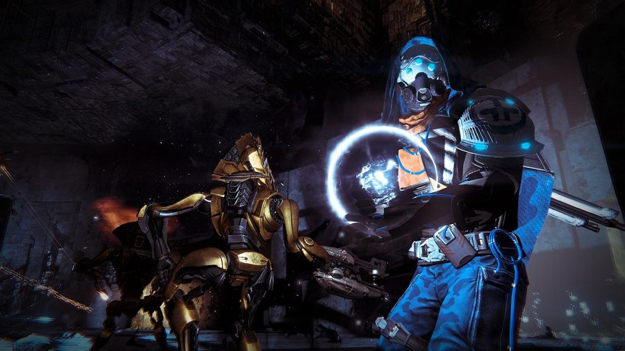 How To Unlock The New Subclass For The Hunter In Destiny: The Taken King