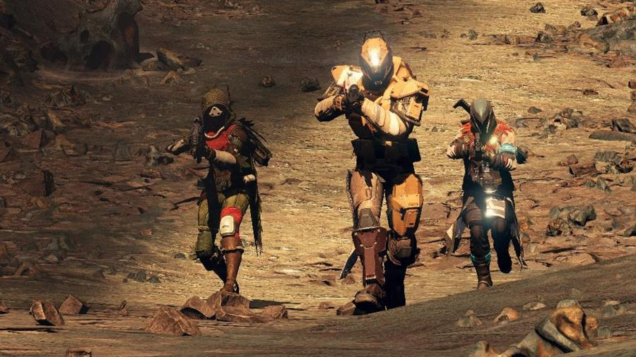 How To Unlock The New Subclass For The Warlock In Destiny: The Taken King