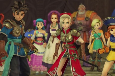 Dragon Quest Heroes Gets A Game Overview Trailer