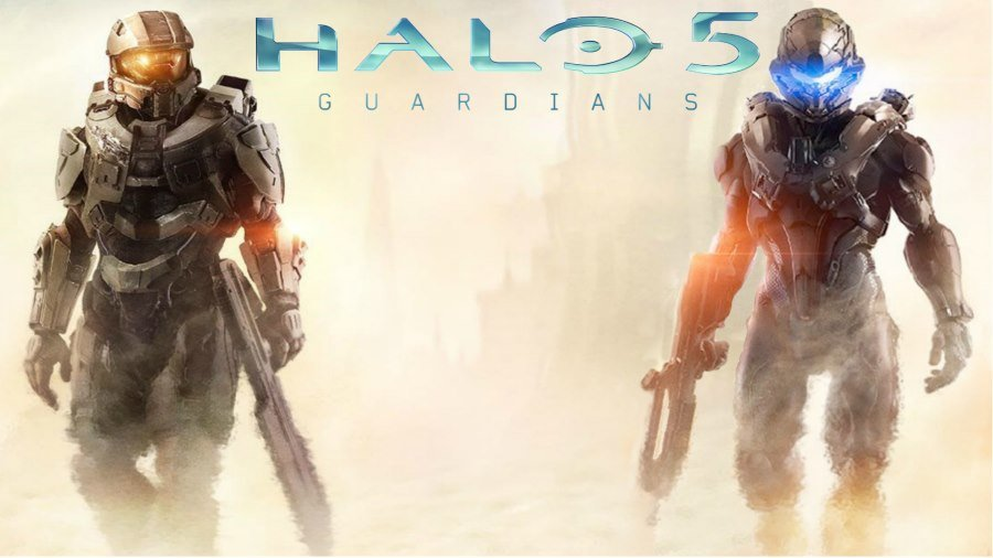 Halo 5 Guardians - Gamers Heroes