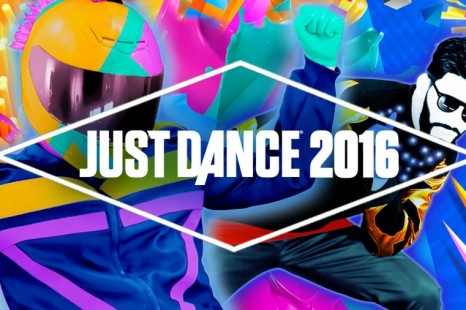 Just Dance 2016 Track List Revealed