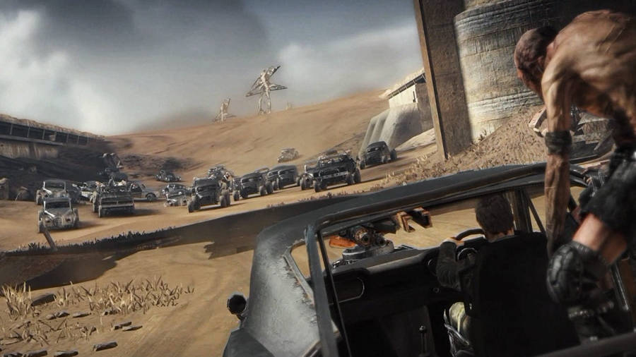 Mad Max Guide - Gaspa Grope Top Dog Boss Battle