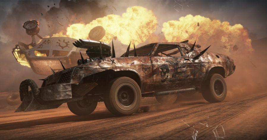Mad Max Guide - Magnum Opus Upgrade & Scrap Metal Guide