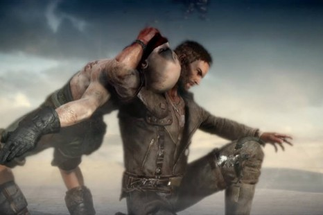 Mad Max Guide – Stump Grinder Top Dog Boss Battle