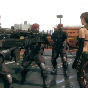 Metal Gear Solid 5 The Phantom Pain Guide: Border Region Side Ops Guide