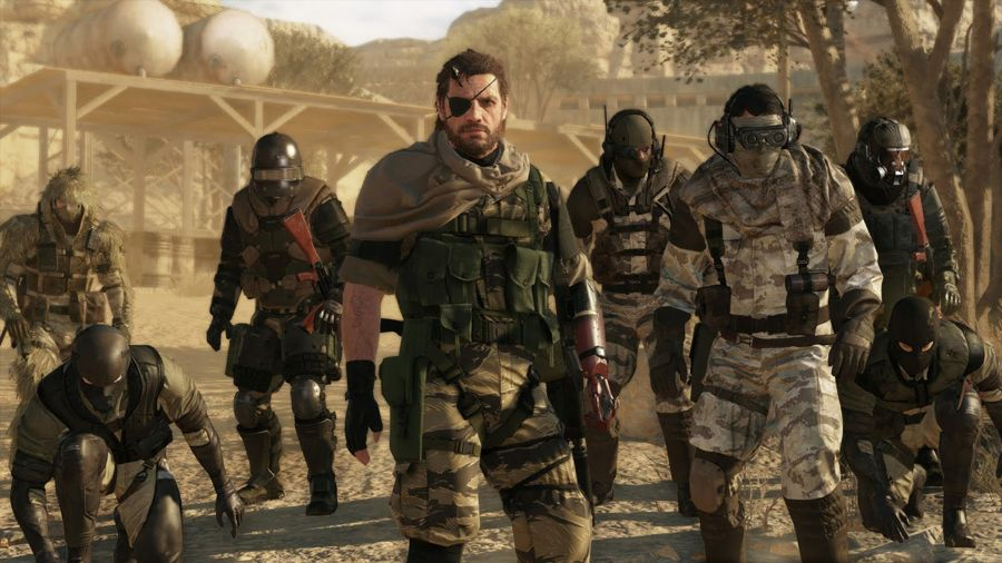Metal Gear Solid 5 The Phantom Pain Guide: Buddy Location Guide