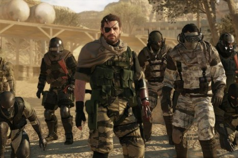 Who To Quarantine In Metal Gear Solid 5