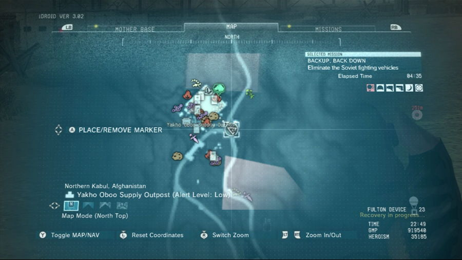 Metal Gear Solid 5 Electrospinning Specialist
