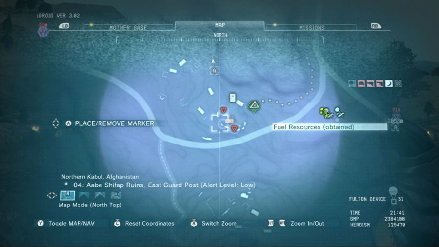 Metal Gear Solid 5 Heavy Infantry 03