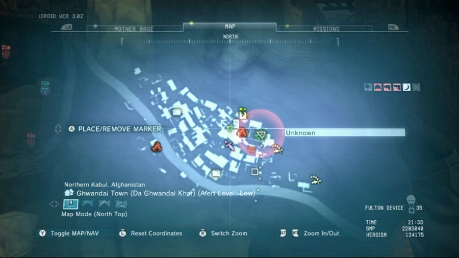 Metal Gear Solid 5 Hideo Kojima Side Mission Guide