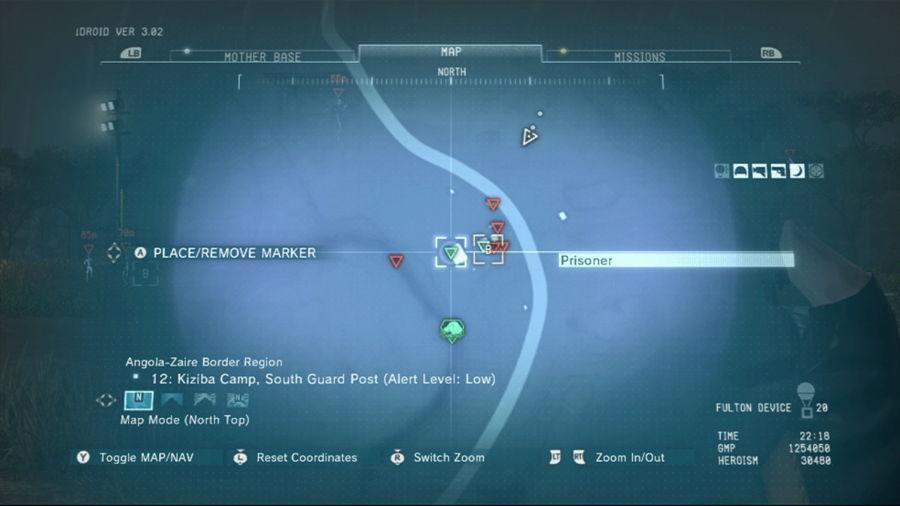 Metal Gear Solid 5 Prisoner Rescue 6