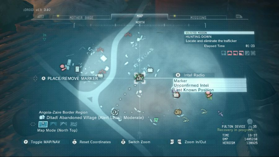 Metal Gear Solid 5 The Phantom Pain Guide Specialist Location Guide