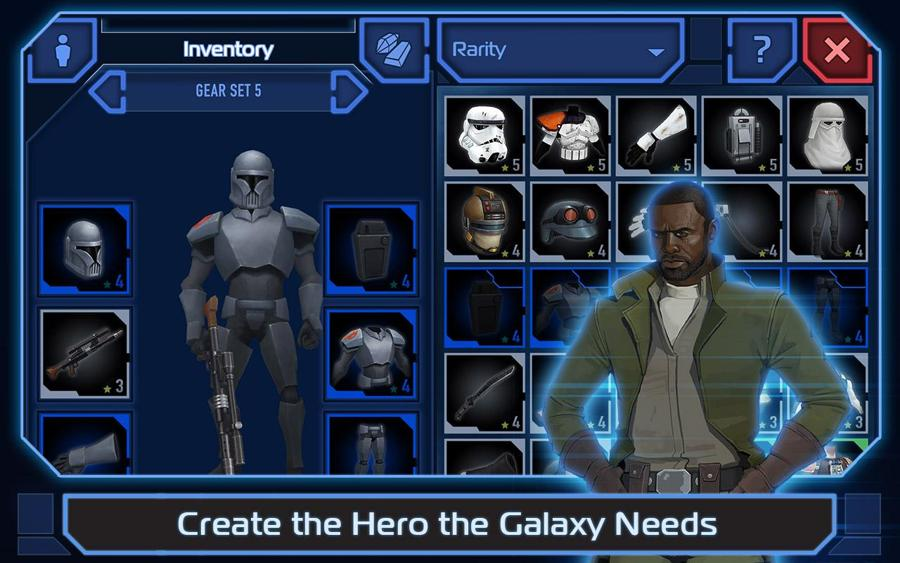 How To Salvage In Star Wars Uprising