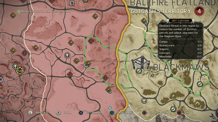 Talon Hood Ornament Convoy Location