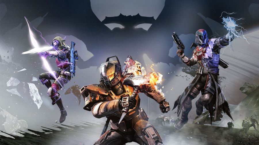 Destiny Player Finds Taken King Enemies Early