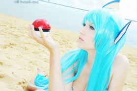 Cosplay Wednesday – Pokemon's Vaporeon