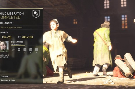 Assassin's Creed Syndicate Associate Loyalty Guide – Clara O'Dea