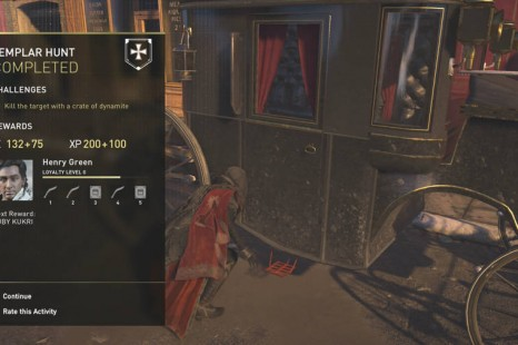 Assassin's Creed Syndicate Associate Loyalty Guide – Henry Green
